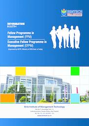 EFPM Brochure