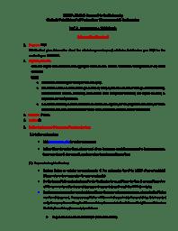 MCA - Information Hangout