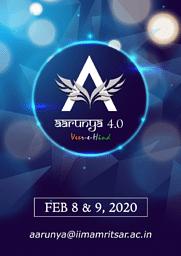 Aarunya Brochure