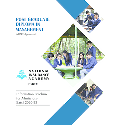 PGDM Information Brochure