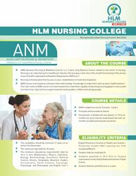 Nursing Brochure
