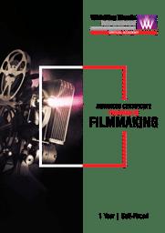 WWI Filmmaking Brochure