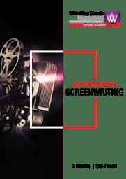 WWI Screenwriting Brochure