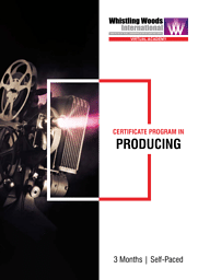 WWI Producing Brochure