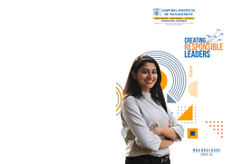 MBA Admission Brochure
