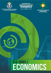 BA (H) Eco Brochure