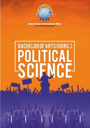 BA (H) Political Science Brochure