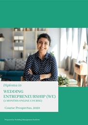 Diploma In Wedding Entrepreneurship