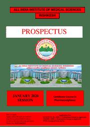 Diploma Brochure 2020