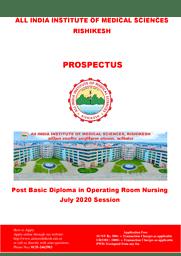 Certificate Brochure 2020
