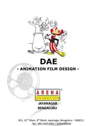 Animation Film Making