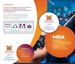 MBA Media & Communication