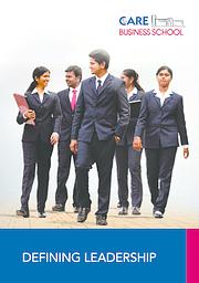 Care Business School Brochure