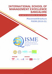 PGDM Placement Brochure