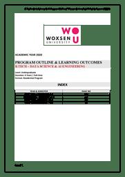B.Tech DS & AI Brochure