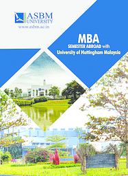 MBA Semester Abroad Brochure