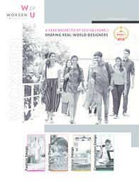 B.Des Brochure