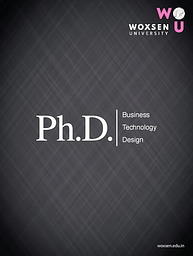 Ph.D Brochure