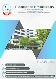 L.J Institute of Physiotherapy Prospectus