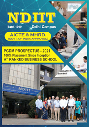 NDIIT PGDM Brochure