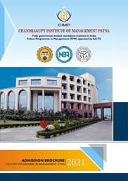 FPM Admission Brochure