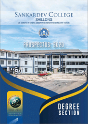 Degree section prospectus 2020