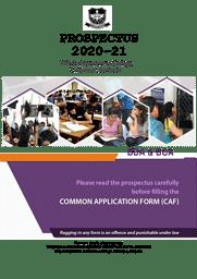 BBA&BCA Prospectus 2020-21