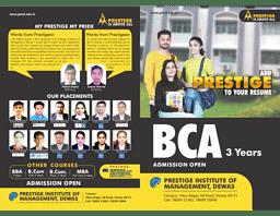 BCA Brochure