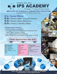 Department-of-Physics Brochure