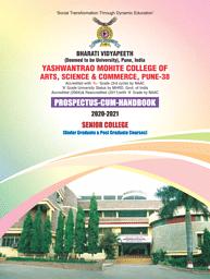 YMC prospectus 2020-21