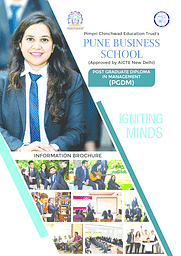 PCET's PBS Admission Brochure