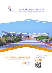 Brochure - PGPBM