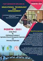 PGDETM Brochure-2021-2022