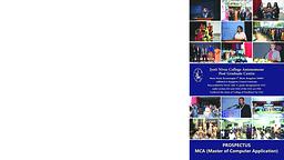 MCA - Prospectus 2021-2022