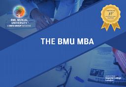 MBA-Brochure