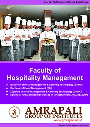 Hospitality Management Broucher