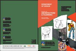 School of Architecture & Planning- Design Brochure