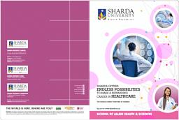 School of Engineering & Technology Brochure