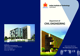 Ph.D Civil Engineering Brochure