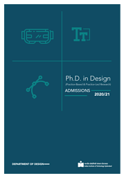Ph.D Design Brochure