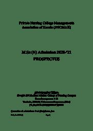 MSc_Nursing-Prospectus