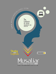 Musaliar College brochure