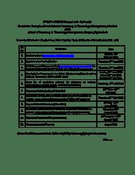 Admission Handout - MBA Pharma Tech