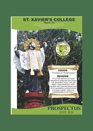 UG course prospectus