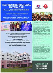 Techno International - Batanagar