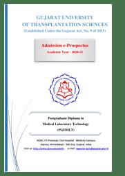 PGDMLT_Admission-e-Prospectus