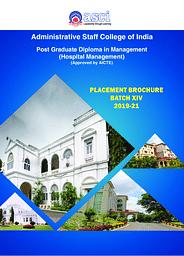PGDHM Placement Brochure