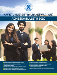 XUB Admission Bulletin