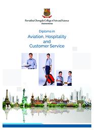 Aviation & Hospitality Management Prospectus