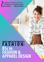 B.Sc Fashion Designing Brochure